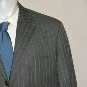 Brooks Brothers Custom Tailored Three Button Suit